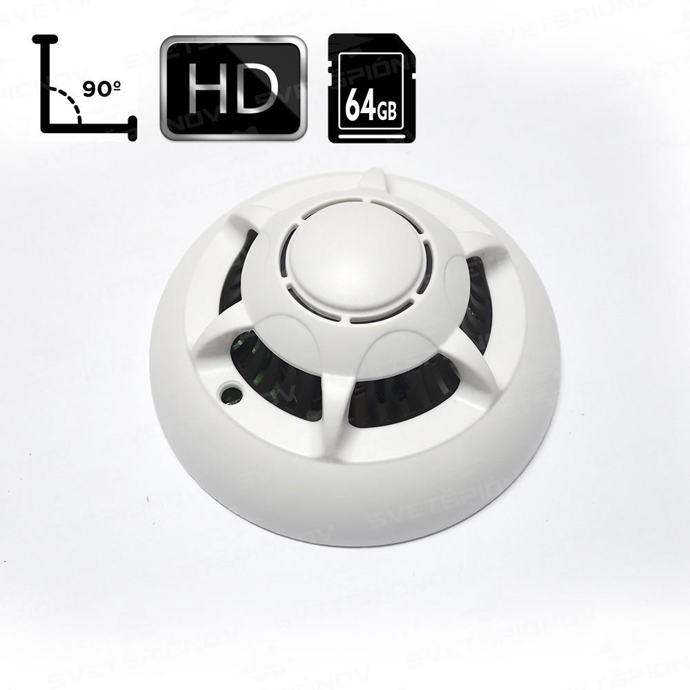 Špionážny dymový senzor s WIFI a2dd63efa72