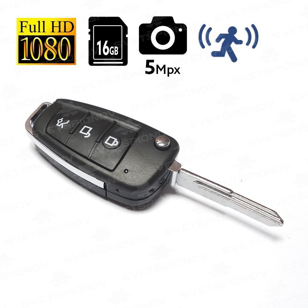 Vystreľovací špionážny kľúč  7d1e3556679